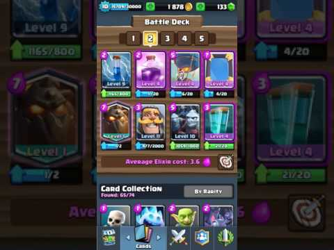Clash Royal 2 on 2 with William Quinn