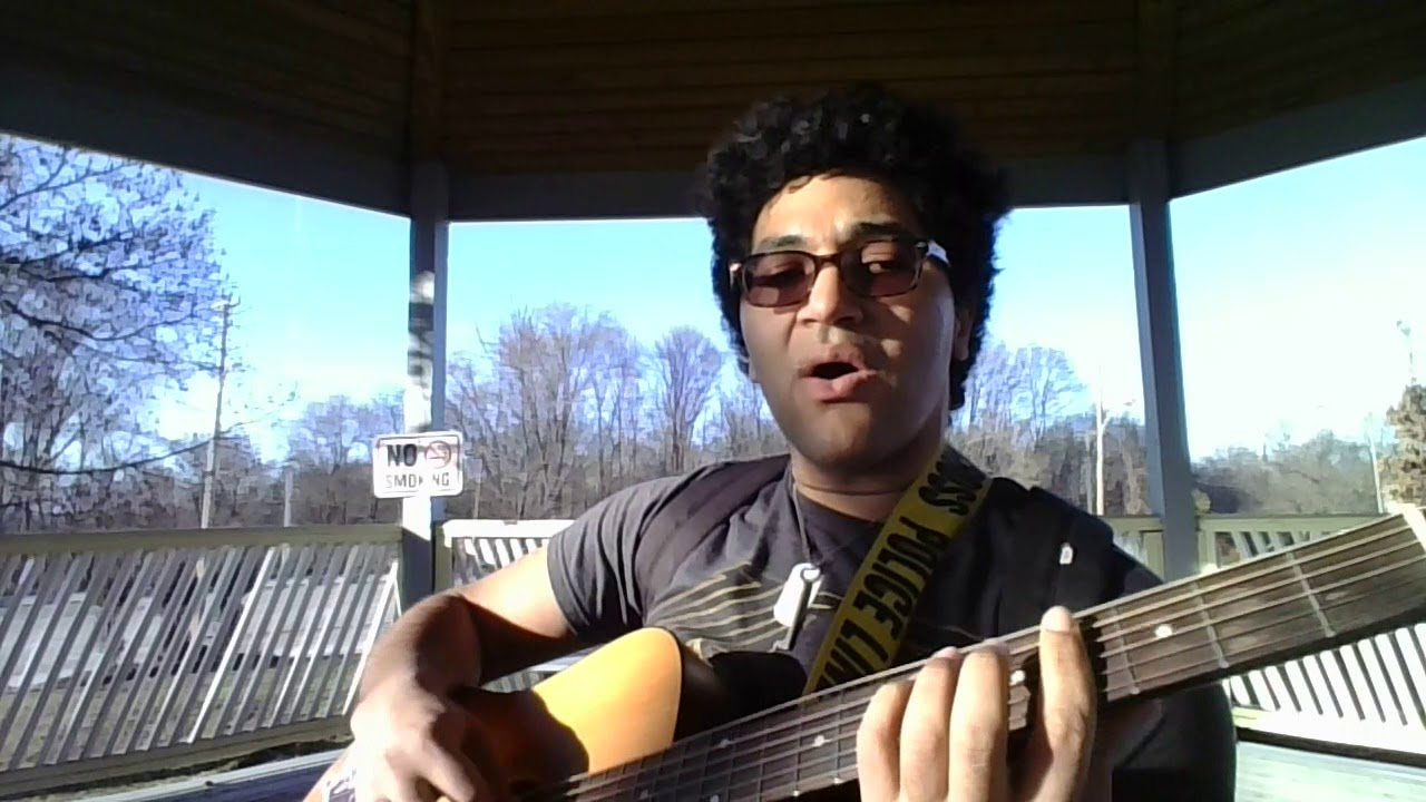 Cooler Than Me Mike Posner Cover Youtube