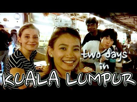 Food Court in KL: Don't watch hungry haha || The Jaysian Traveldiary
