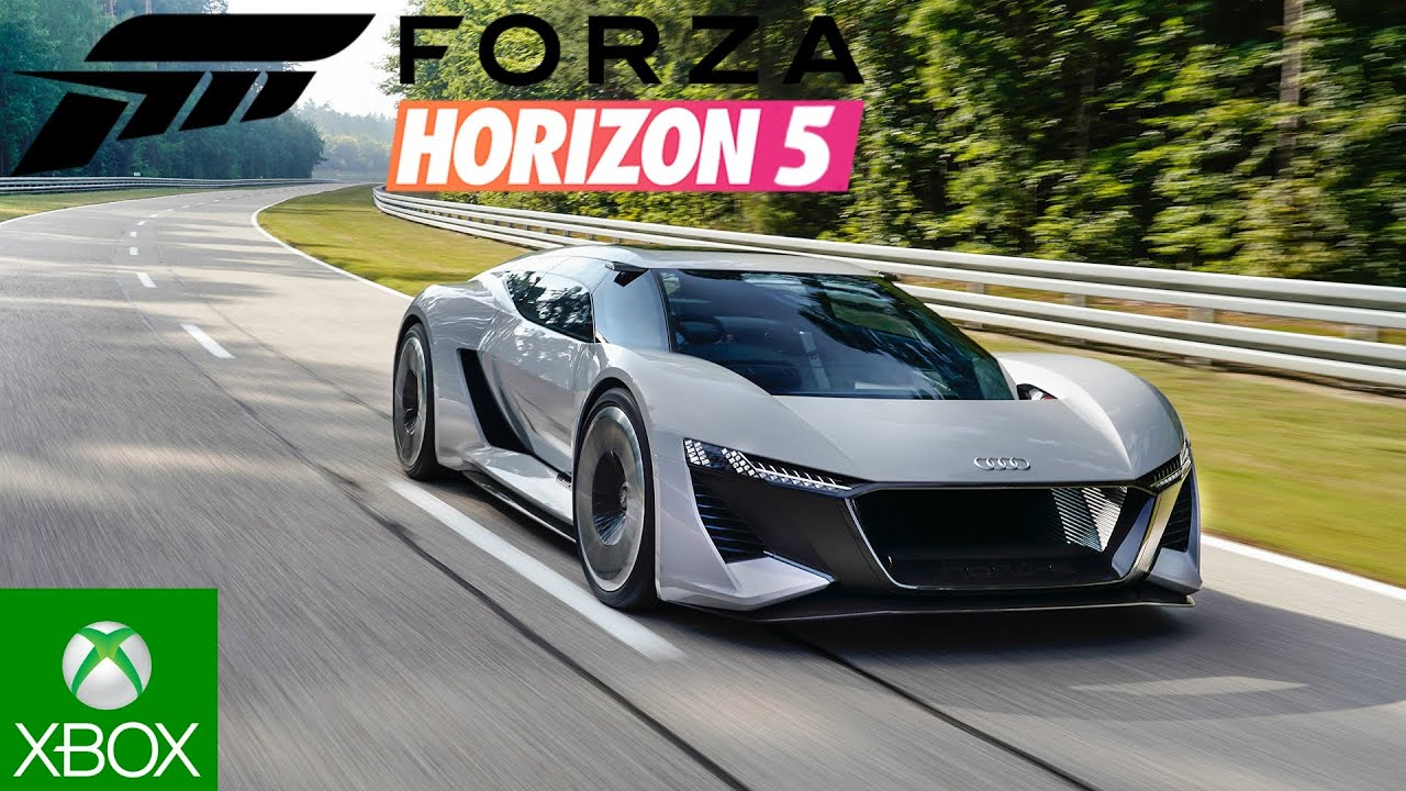 Forza Horizon 5 | Welcome to Germany! (Fan-Made Trailer) - YouTube