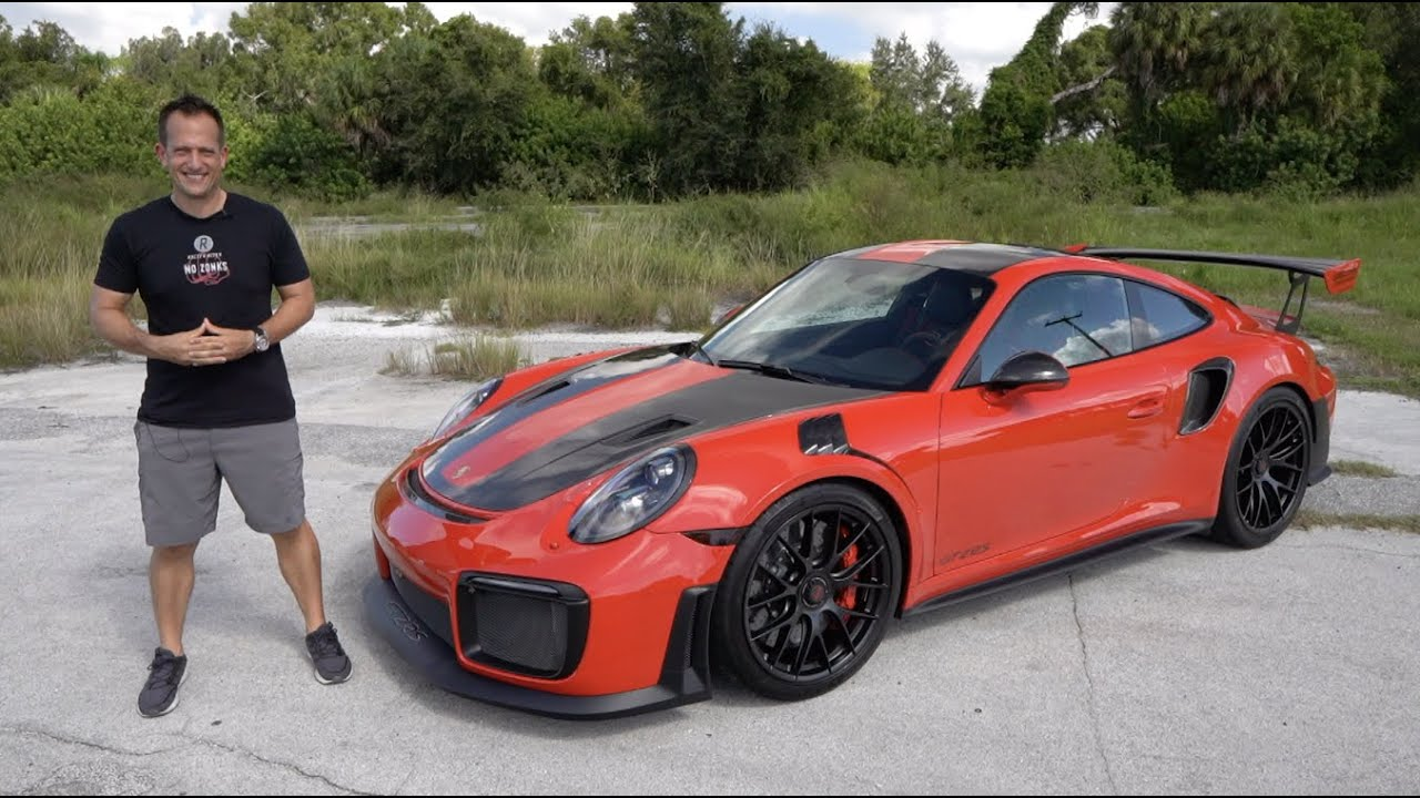 Is the Porsche 911 GT2 RS the FASTEST Porsche ever BUILT for the street?