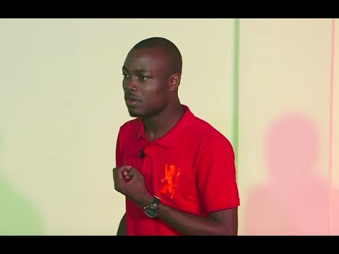 Being able to bring your own value to people is a right! | Vital SOUNOUVOU | TEDxYouth@Ganhito