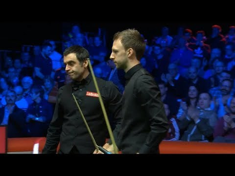 Ronnie O'Sullivan v Judd Trump Decider SF Players Championship 2018