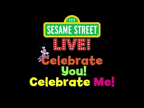 Sesame Street's Celebrate You Celebrate Me LIVE! (Stage Show)