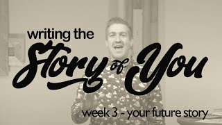 Writing the Story of You: your future story | October 25, 2020 | livestream sermon