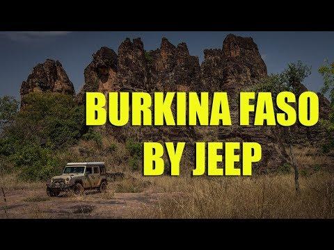Burkina Faso by Jeep