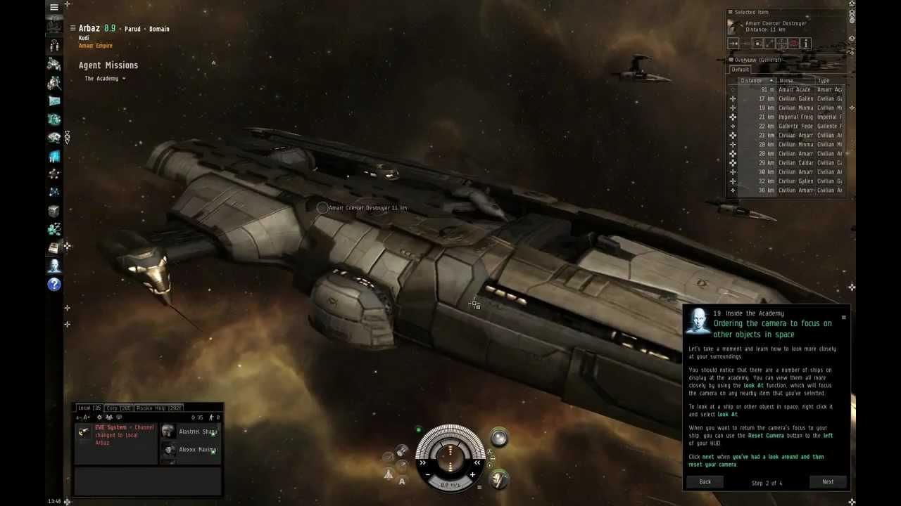 """Top Test Eve Online Episode Troisième """"A vu tout les vaisseaux mêmes  CQ84"""