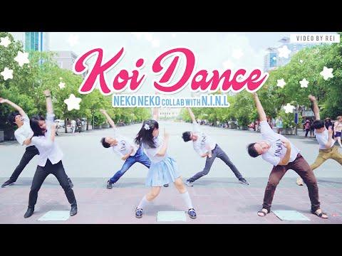 【NekoNeko】恋 Koi Dance 踊ってみた