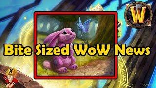 Bite Sized WoW News - Noblegarden, Chronicles 3 retcons