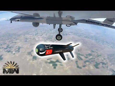 BAYRAKTAR TB2 Drone ⚔️ 5th Generation Turkish UCAV [Military Review]