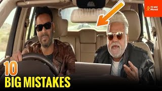 [PWW] Total Dhamaal Mistakes | Plenty Wrong with Total Dhamaal | Movie VFX and other common Visuals