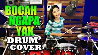 Wali - Bocah Ngapa Yak Drum Cover by Nur Amira Syahira 15 years old...