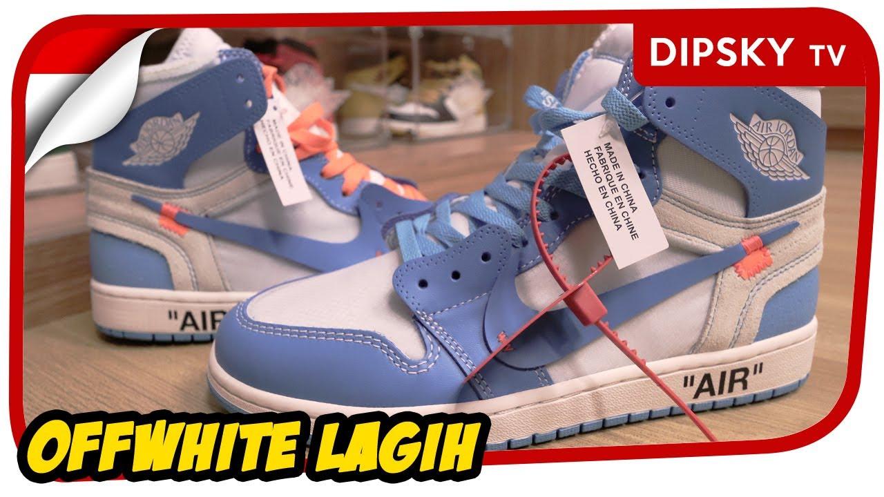 520b4a5fba05b1 Unboxing  Air Jordan 1 x OFF WHITE