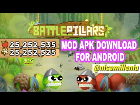 GAME MOD - BAGI BAGI LINK DOWNLOAD GAME BATTLEPILLARS MOD APK DOWNLOAD FREE FOR ANDROID - 동영상