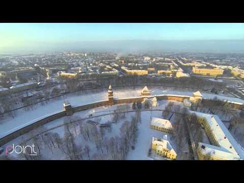 Великий Новгород - зарисовка (зима 2015 )