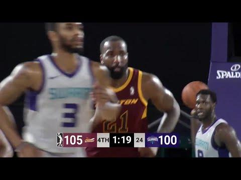 Kendrick Perkins (20 points) Game Highlights vs. Greensboro Swarm