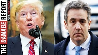 Trump Responds To Cohen Sentence