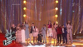 """The Winner Takes It All"" - Special Episode - The Voice Kids Russia - Season 6"