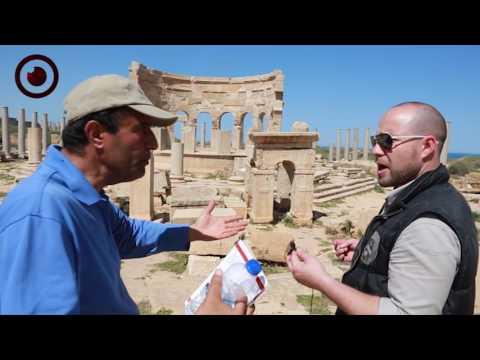 Discover Libya - Leptis Magna - Part 2