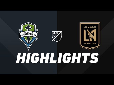 Seattle Sounders FC vs. LAFC | HIGHLIGHTS – April 28, 2019