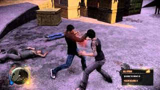 Sleeping Dogs - Fight Club at the Docks