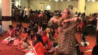 Mata Ki Chowki In Moscow On 06.06.15 By Lakhbir Singh Lakha (Mahadev Bhajan)