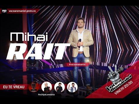 Mihai Rait-Zaraza(Cristian Vasile)-Vocea Romaniei 2015-Auditii pe nevazute Ed.3-Sezon5
