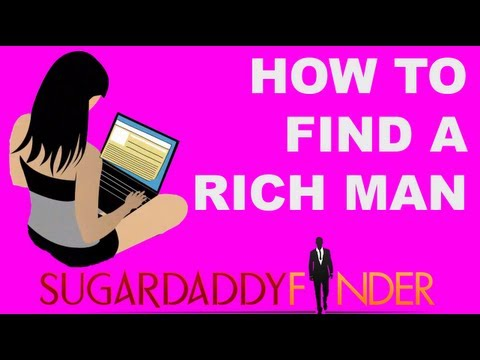 Find Me A Rich Man: How Can I Find A Rich Man? FIND OUT!