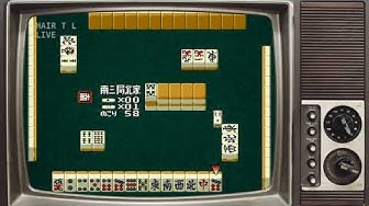 Japanese Mahjong .:°. A let's play a round (but don't know how)