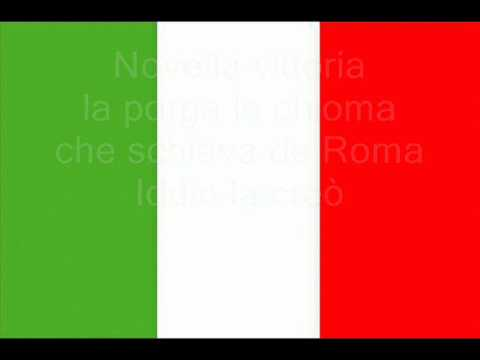 Hymne National de l'Italie