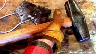 Replacing A Hammer Handle - Wranglerstar