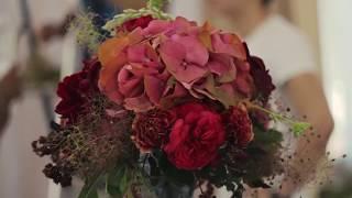 Видео со свадьбы,оформление своими руками)