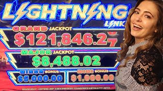 How Many Bonuses Can I Hit with $1,500 on Lightning Link Sahara Gold?
