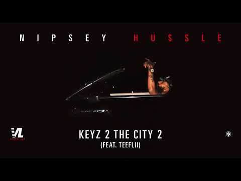 Keyz 2 The City 2 Feat. TeeFlii - Nipsey Hussle, Victory Lap [Official Audio]