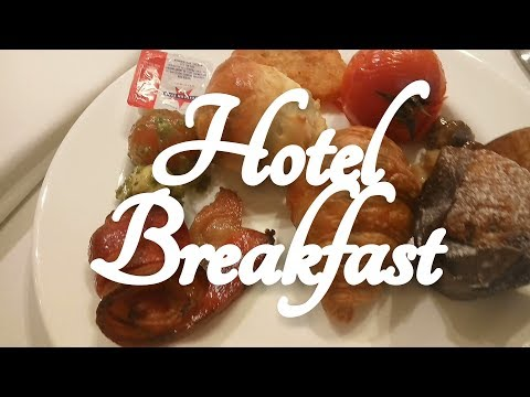 ASMR Breakfast at the Mayfair Hotel