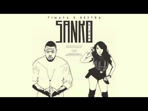 Sanko (Destra Remix) - Timaya ft. Destra | Official Timaya