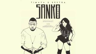 Sanko (Destra Remix) - Timaya ft. Destra | Official Timaya