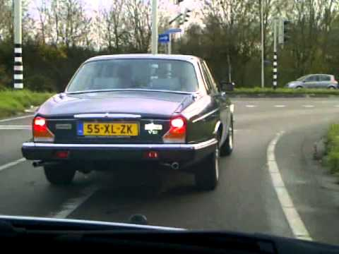 jaguar xj 12 1987 oldtimer youtube. Black Bedroom Furniture Sets. Home Design Ideas