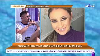 Ana Maria Prodan anunță despărțirea de Laurențiu Reghecampf?