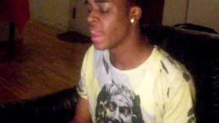 R.Jay Vid# 44 sings Lions Tigers & Bears by Jazmine Sullivan