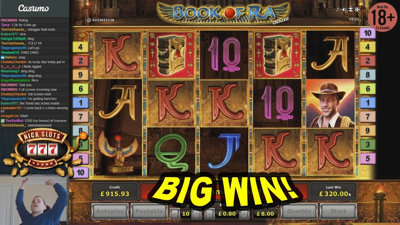 Book of ra slots 777 geant casino martinique robert