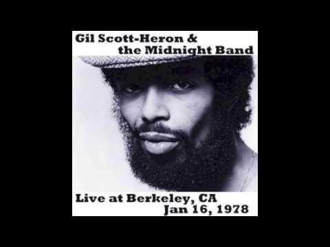 Gil Scott-Heron w/ Brian Jackson & the Midnight Band - Live in Berkeley 1978 full concert Mp3