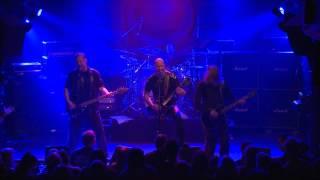 IRON SAVIOR - Atlantis Falling (Live) // official clip // AFM Records