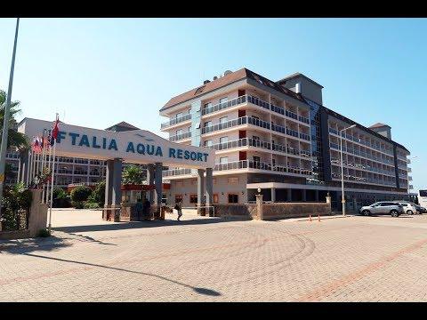 Обзор отеля Eftalia