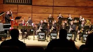 Wright State University Jazz Ensemble 2018 - Lil'  Darlin