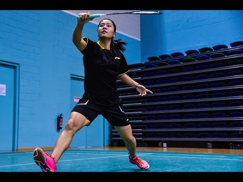 Shuttler Liang Xiaoyu aiming high at Olympics and beyond