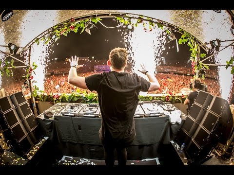Hardwell Live At Tomorrowland 2014 [FULL HD]
