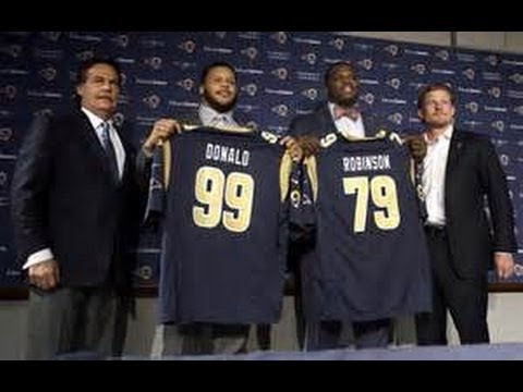 St. Louis Rams Final Grade 2014 NFL DRAFT