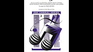 Sing (SATB) - Arranged by Mark Brymer