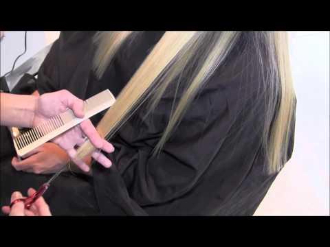 Salon Creative Hair Designer Crystal Black